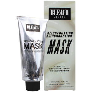 Mascarilla regeneradora Reincarnation de BLEACH LONDON 200 ml