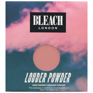 Ombre à paupières Louder Powder BLEACH LONDON – R Sh