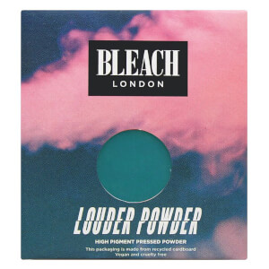 Sombra de ojos Louder Powder Wum Ma de BLEACH LONDON