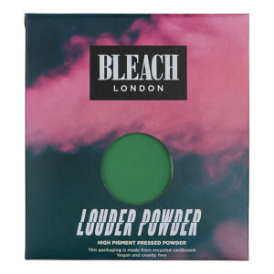 Sombra de ojos Louder Powder Sp Sh de BLEACH LONDON