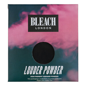 Sombra de ojos Louder Powder Tmb Ma de BLEACH LONDON