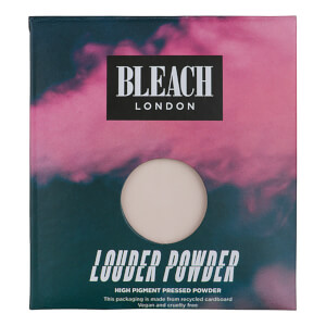 Ombre à paupières Louder Powder BLEACH LONDON – Rb 1 Sh
