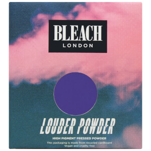 Ombre à paupières Louder Powder BLEACH LONDON – Vs 4 Ma