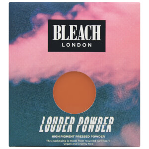 Sombra de ojos Louder Powder Td 2 Ma de BLEACH LONDON