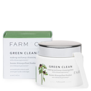 FARMACY Green Clean Make Up Meltaway Cleansing Balm -puhdistusvoide