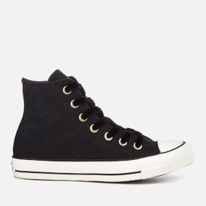 Converse Women's Chuck Taylor All Star Hi-Top Trainers - Black/White