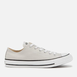Converse Chuck Taylor All Star Seasonal Ox Trainers - Mouse Grey