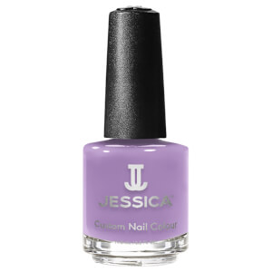 Jessica Nails Custom Colour Flower Vio-Light Nail Varnish 15 ml