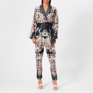 Camilla Women's Kimono Sleeve Jumpsuit - Nights with Her
