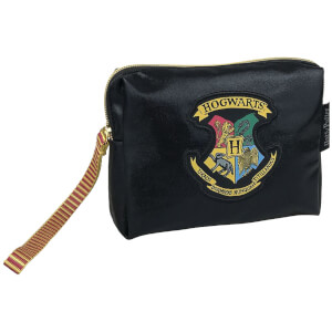 Harry Potter Hogwarts Shimmer Makeup Bag