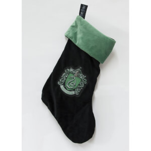Harry Potter Slytherin Christmas Stocking
