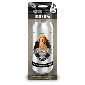 Man's Best Friend Doggy Brew Toy