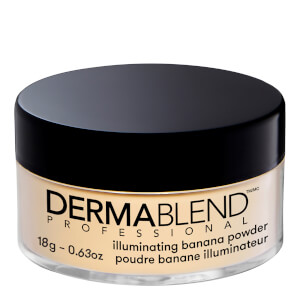 Dermablend Illimunating Banana Setting Powder