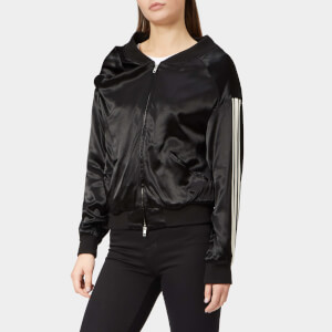 Y-3 Women's Lux Track Jacket - Black/Champaign