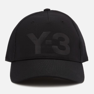 Y-3 Men's Trucker Cap - Black