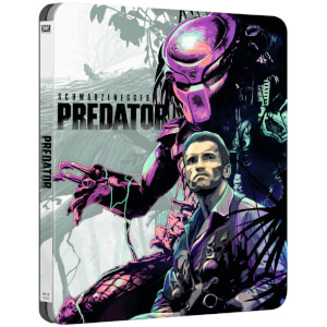 Predator 4K Ultra HD - Zavvi Exklusives Limited Edition Steelbook
