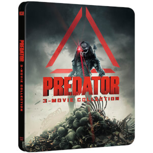 Predator Trilogy - Zavvi Exclusive Limited Edition Steelbook