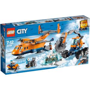 LEGO City: Bevoorradingsvliegtuig voor de Noordpool (60196)