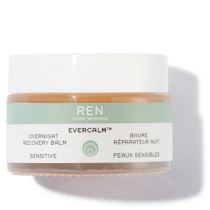 REN Clean Skincare Evercalm Overnight Recovery Balm 30ml