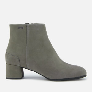 Camper Women's Katie Heeled Ankle Boots - Medium Grey