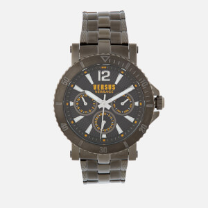 Versus Versace Men's Steenberg Stainless Steel Watch - Grey