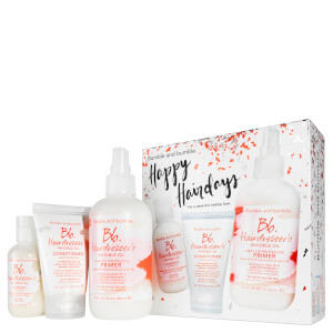 Bumble and bumble Happy Hairdays Hair Invisible Oil Set (Worth £40)