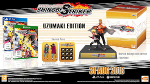 Naruto To Boruto: Shinobi Striker Collector's Edition