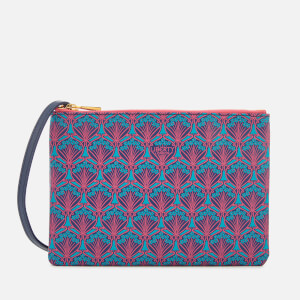 Liberty London Women's Iphis Bay Duo Pouch - Navy