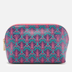 Liberty London Women's Iphis Cosmetic Bag - Navy