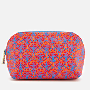 Liberty London Women's Iphis Cosmetic Bag - Red