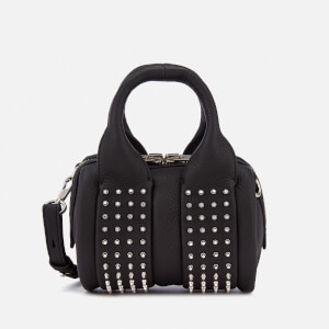 Alexander Wang Women's Baby Rockie Soft Micro Stud Bag - Black
