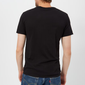 Levi's Men's Graphic Set In Neck 2 T-Shirt - Levi's Logo Black: Image 2