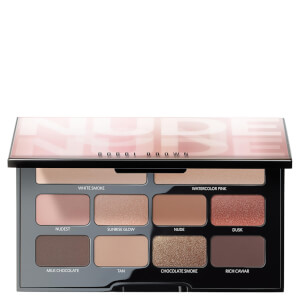 Bobbi Brown Nude on Nude Palette - Rosy Nudes Edition