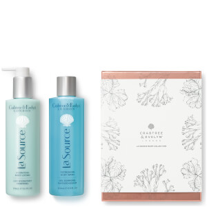 Crabtree & Evelyn La Source Body Duo Collection