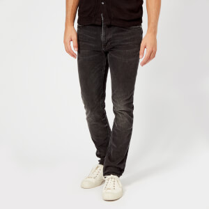 Nudie Jeans Men's Lean Dean Slim Jeans - Black Sage