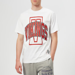 Billionaire Boys Club Men's Vikings T-Shirt - White