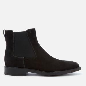 Tod's Men's Suede Chelsea Boots - Grey