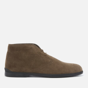 Tod's Men's Desert Boots - Brown/Green