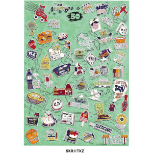 51 Things to Do with the Family Poster