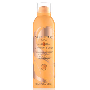 Gel Douche Hydratation Shower Burst Sanctuary Spa 200 ml