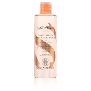 Tónico Daily Glow Radiance da Sanctuary Spa 150 ml