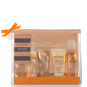 Conjunto de Oferta Spend More Time Being da Sanctuary Spa