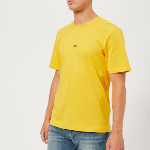 Helmut Lang Men's New York Taxi T-Shirt - Yellow