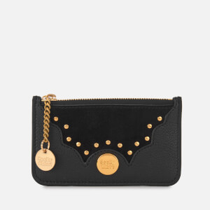 See By Chloé Women's Card Holder - Black