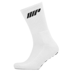Crew Socks (White)