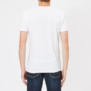 Paul Smith Men's Two Pack T-Shirt - White: Image 2