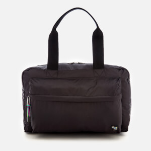 Paul Smith Men's Zebra Duffle Bag - Black