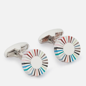 Paul Smith Men's Multi Edge Cufflinks - Multi