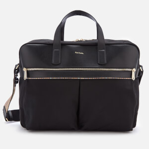 Paul Smith Men's Folio Bag - Black