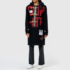 Vivienne Westwood Anglomania Women's Monty Coat - Black